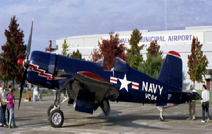 Restored Connecticut Corsair