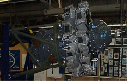 Connecticut Corsair Engine after Overhaul