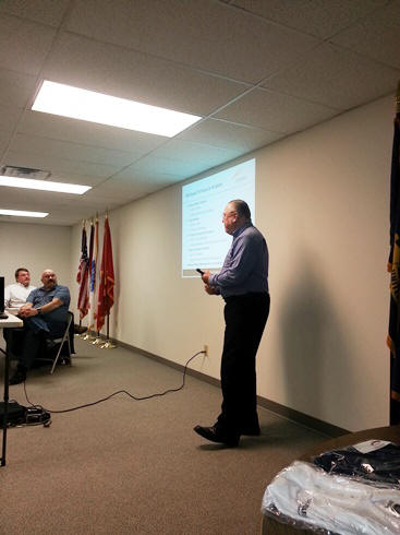 Bill Knauf gives February presentation on Autopilots.