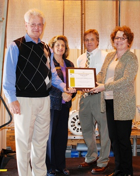 FAA Award of Excellence presented to CSCC.